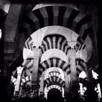 Mezquita ceiling