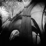 Interior ceiling--Catedral de Sevilla