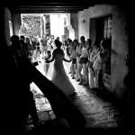 Serendipitous bride