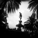 Mercury..in the gardens of Alcázar