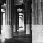 Columns, Park Güell