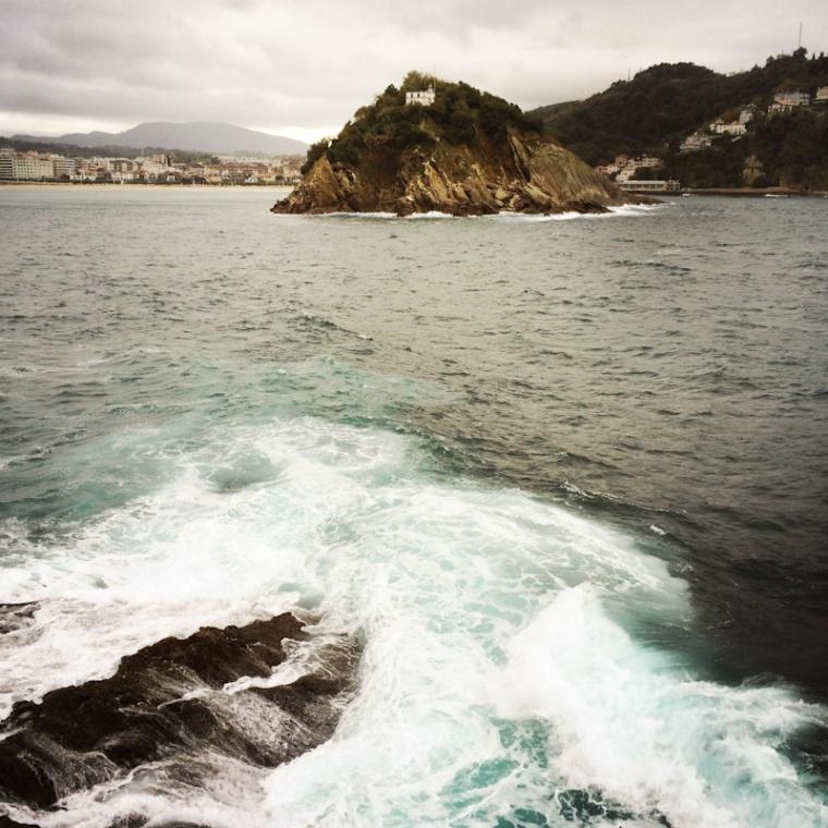Santa Clara Island in Concha Bay