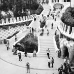 Park Güell Stairway